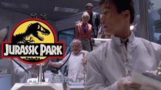 The Origins of Dr. Henry Wu - Michael Crichton's Jurassic Park