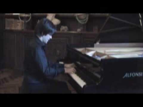 Michelangelo Carbonara plays Brahms Sonata op. 5 (2)