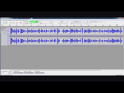 Edit Your Audio Like a Pro using Audacity
