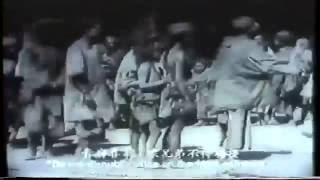 中国近代史(清末~军阀~抗日~香港沦陷)黑白纪录片粤语旁白(HD)