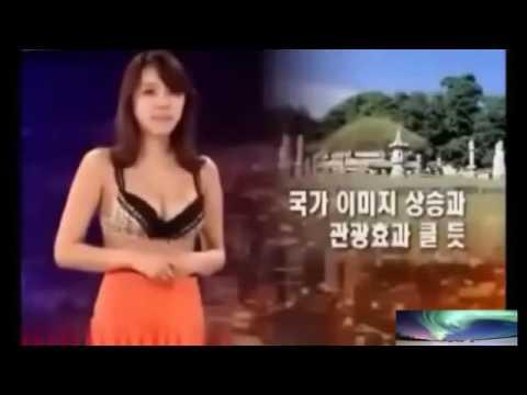 GILA!!! Presenter Berita Ini Siaran Hampir Bugil