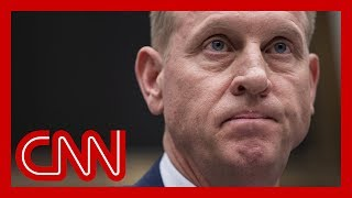 Trump: Patrick Shanahan out of confirmation process to be defense secretary