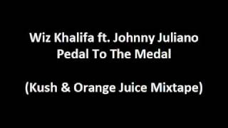 Wiz Khalifa - Pedal To The Medal with Lyrics on Screen