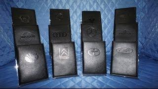 Обложки для документов с марками авто(Обложки для автомобильных документов с теснением марки автомобиля + брелочек в подарок. Бумажник водителя..., 2013-11-14T16:00:15.000Z)