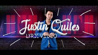 Justin Quiles - MARIA [Lyric Video]