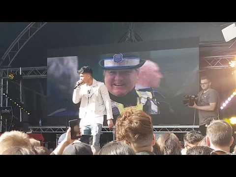 Zack Knight Middlesbrough Mela 2017