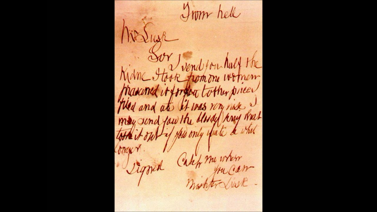 Jack the ripper letters from hell pc game walkthrough
