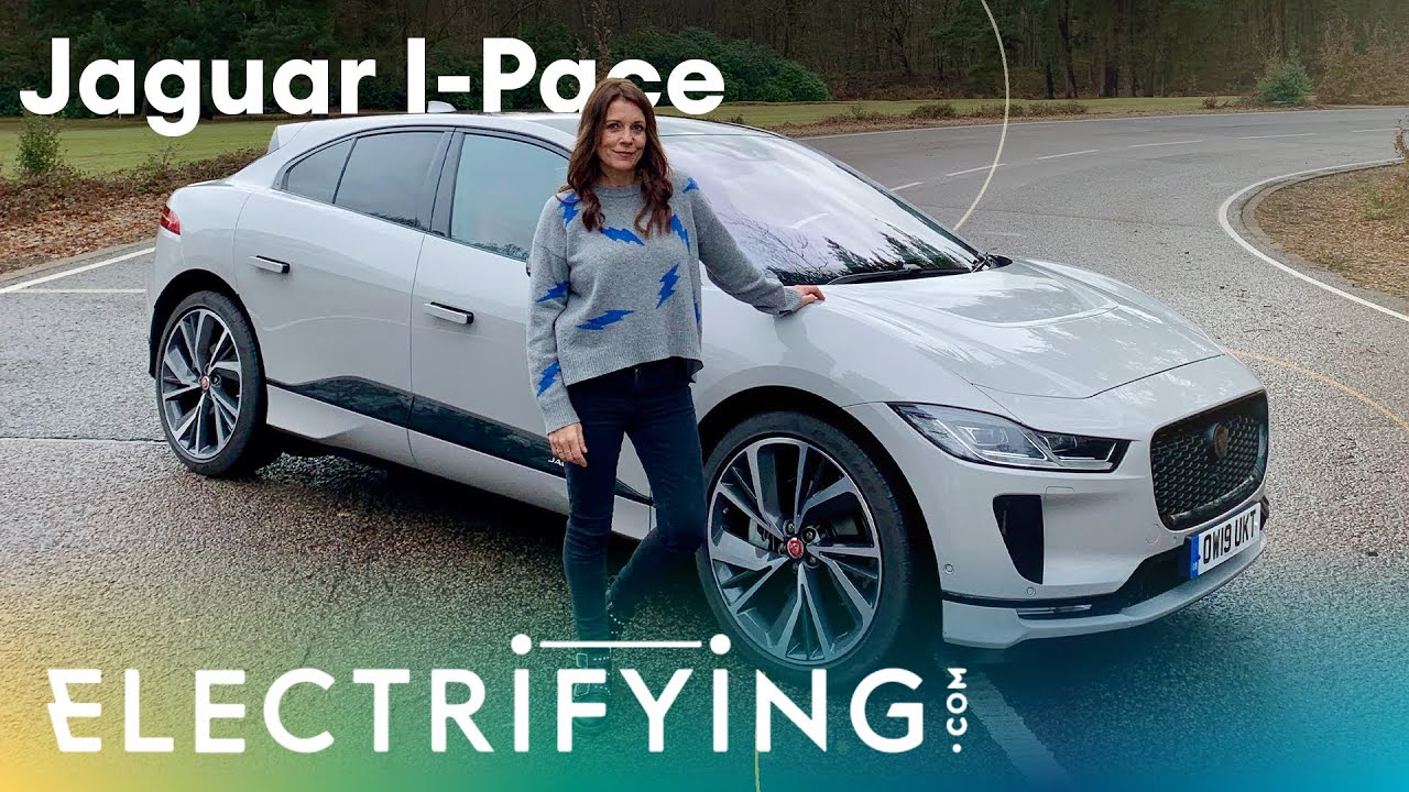Jaguar I-Pace 2021 SUV: In-depth review road test with Ginny Buckley / Electrifying.com