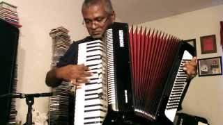 Lakhon hai yaha dil wale,Instrumental,Accordion, Mitch M Seenath,LIVE