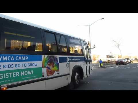 Mta Bus Jamaica Bound Rts 06 9159 Q60 At 67 Av Queens Blvd Youtube