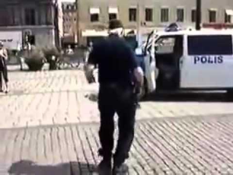 İsveç'te polis olmak