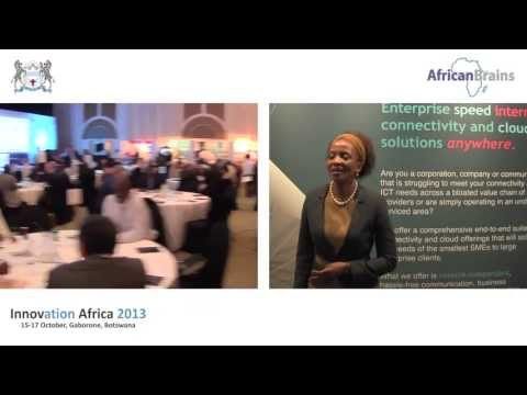 Innovation Africa 2013 Feedback Video 3 - Intel, Pearson, MOZAIK, Computers 4 Kids & Cloudseed