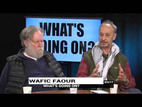 Whats Going On? -- Vermonters for Justice in Palestine 3/02/2017