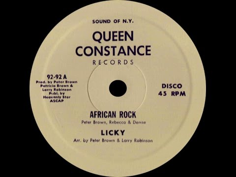 Licky#African Rock#1979