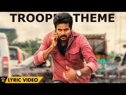 Trooper Theme - Kaaki Sattai | Sivakarthikeyan | Anirudh