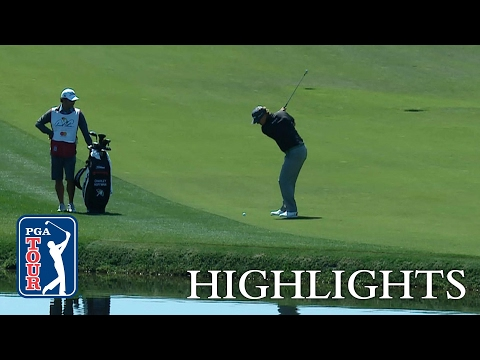 Highlights | Arnold Palmer | Charley Hoffman leads by one after shooting 66