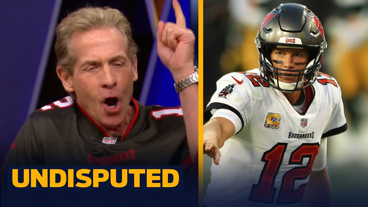 Skip Bayless reacts to Brady's Bucs dominant WK 6 win over Aaron Rodgers' Packers   NFL   UNDISPUTED