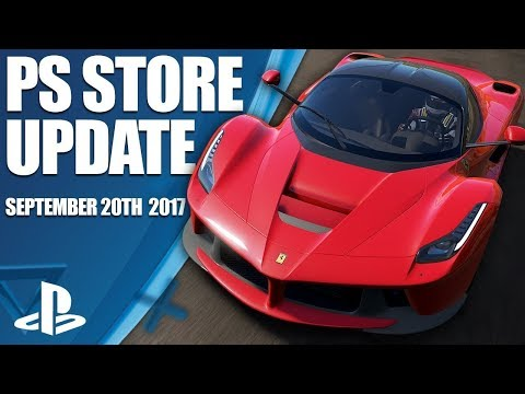 PlayStation Store Highlights - 20th September 2017