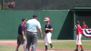 cooperstown dreams park 2013 week 9 mt olive marauders 12u travel baseball game 4 highlights