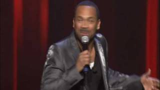 Mike Epps on Barack Obama, George Bush and Osama Bin Laden