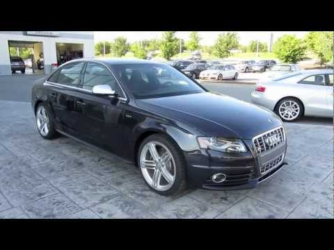 2012 Audi S4 Quattro 6-spd Start Up, Exhaust, and In Depth Tour