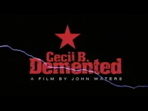 preview of uk cheap sale cheap Cecil B. DeMented (2000) - Official Trailer