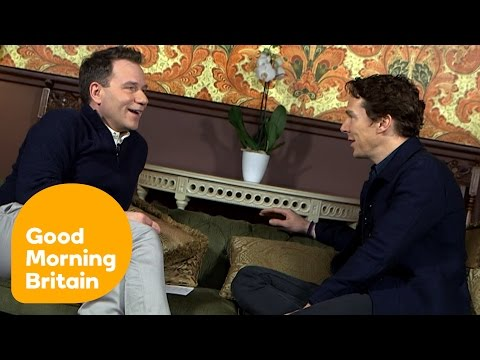 Benedict Cumberbatch on Filming Doctor Strange - Full Interview | Good Morning Britain