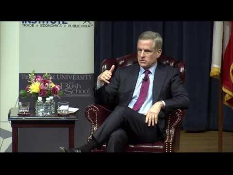 Conversations In Public Policy: Robert S. Kaplan