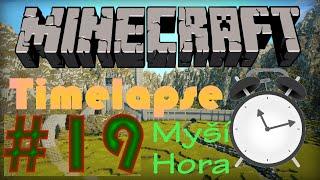 Timelapse #19: Opravy u Myší hory  [FullHD/60 FPS]