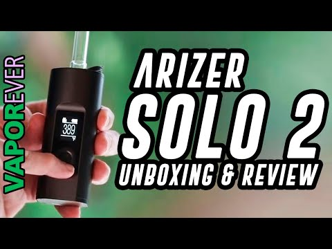 Review ARIZER SOLO 2 (Español)