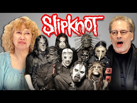 ELDERS REACT TO SLIPKNOT