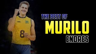 The Best of Murilo Endres | A Volleyball Legend