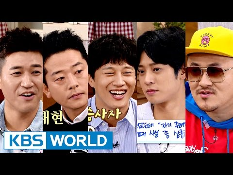 Happy Together -  'Two Days and One Night' Special (2016.03.31)