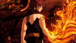 Repeat youtube video Fairy Tail - Natsu vs Atlas Flame Dragon (Blazing Dance) [Extended]
