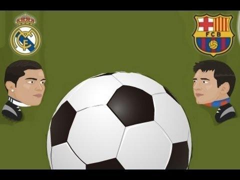 Football Heads 2013 -14 LA LİGA - Football Games For Kids