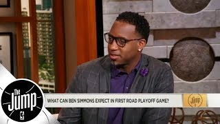 Tracy McGrady on the simple way the Heat can frustrate Ben Simmons | The Jump | ESPN