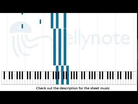 Something About Us - Daft Punk [Piano Sheet Music] - YouTube