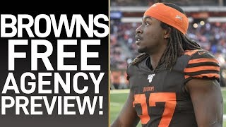 15 FREE AGENTS BROWNS FANS SHOULD KEEP A EYE ON