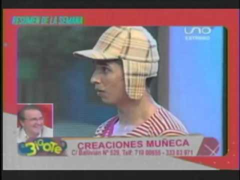 Bigote 8 Abril Bolivia Parte 02