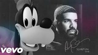 Goofy Sings Drake - In My Feelings | The (KeKe Do You Love Me) Challenge Video