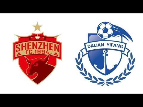 Round 23 - Shenzhen JiaZhaoye vs Dalian YiFang