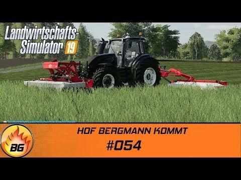 LS19 - EBELSBACH #054   HOF BERGMANN KOMMT   FS19   Lets Play [HD]