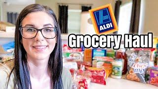 ALDI GROCERY HAUL | 2019