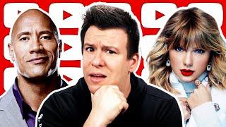 I DID NOT EXPECT THAT... How Taylor Swift, The Rock, & Kid Rock Might Have Changed Everything...