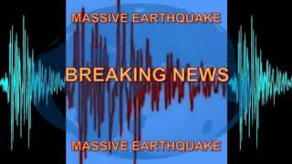 Earthquake Strikes Mutis, Colombia 5.5 Magnitude January 12, 2017