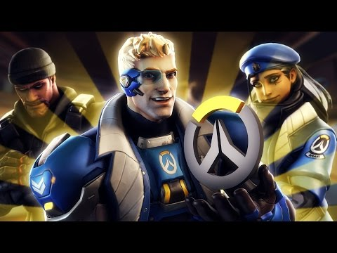 Overwatch Custom Games - Expectation Vs. Reality