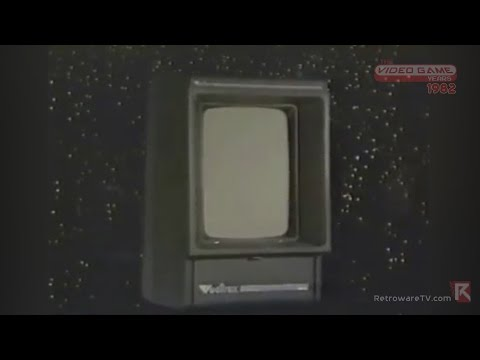 Vectrex System Overview (1982) Feat. Mark Bussler - Video Game Years History