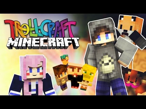 LIZZIE WHAT HAVE YOU DONE?! - Minecraft TrollCraft - Ep.27