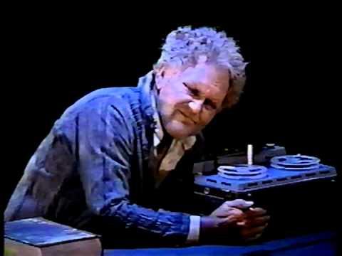 Krapp's Last Tape by Samuel Beckett (complete)