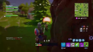 Ran into AlexRamiGaming / Tips And Tricks On Fortnite / GIVEAWAY AT 1K